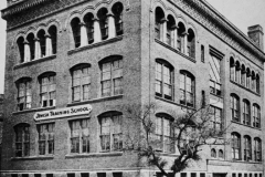 Jewish Manual Training School-1889-1890