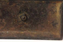 1898-cast iron couch-Bottom
