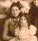Tina Goldstein Karpen, wife of Benjamin, 1901.