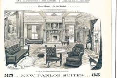 Furniture, December 1890, 9. Private collection, Emily C. Rose.